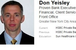 Linkedin-profile-example-finance-banker