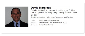 IT profile example