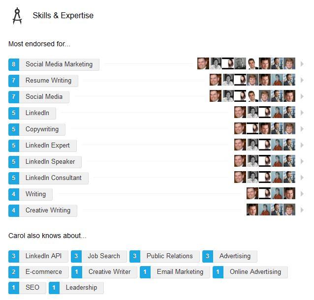 Linkedin Skills List - Good Skills To List On Linkedin - Keywords