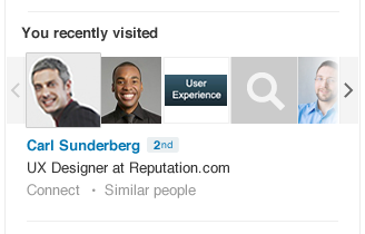 Linkedin-who-you-recently-viewed