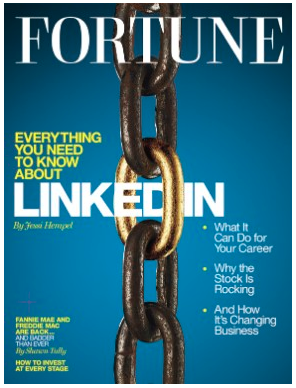 linkedin fortune magazine article 2013