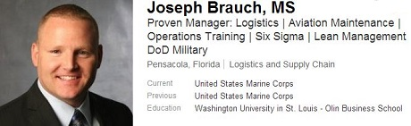 logistics professional profile recommendation