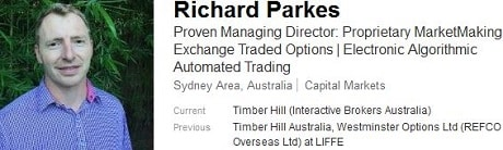 Automated Financial Trading professional profile