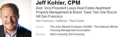 real estate sales professional profile