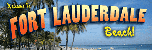fort-lauderdale-beach sign