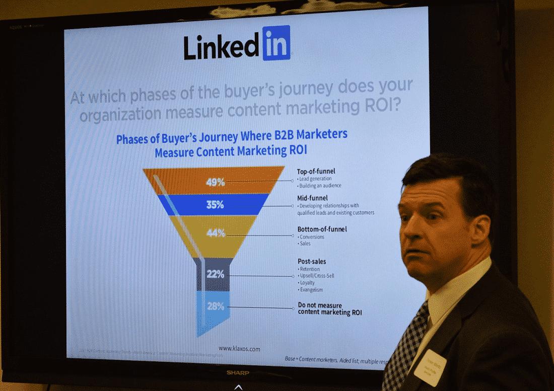 social selling presentation