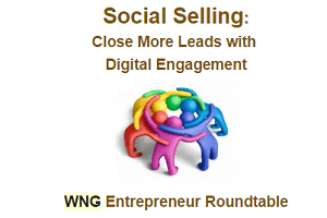 Washington Network Group Event: Social Selling with LinkedIn Recap