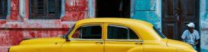Taxi Cuba Linkedin background image