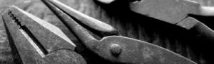 tools Pliers Linkedin background image
