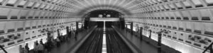train subway metro DC Linkedin background image
