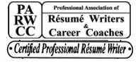 certified Information technology resume writer cprw