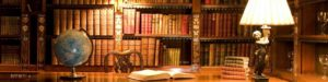 education university college library books Linkedin background image