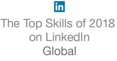 top linkedin skills 2018