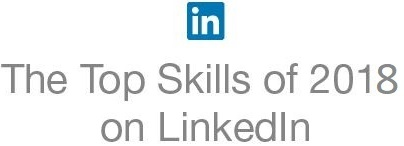 Top LinkedIn Skills for 2018