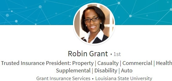 Sample Linkedin profile summary example insurance