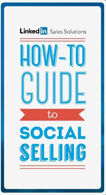 LinkedIn social selling guide 2019