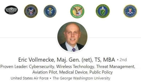 sample linkedin profile summary example-military-army-air-force