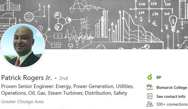 mple-linkedin-profile-summary-example-oil-gas energy-power-generation