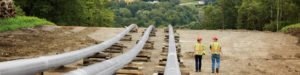 Linkedin background image natural gas pipeline