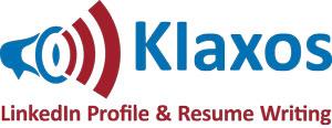 Klaxos LinkedIn Profile & Resume Writing Services