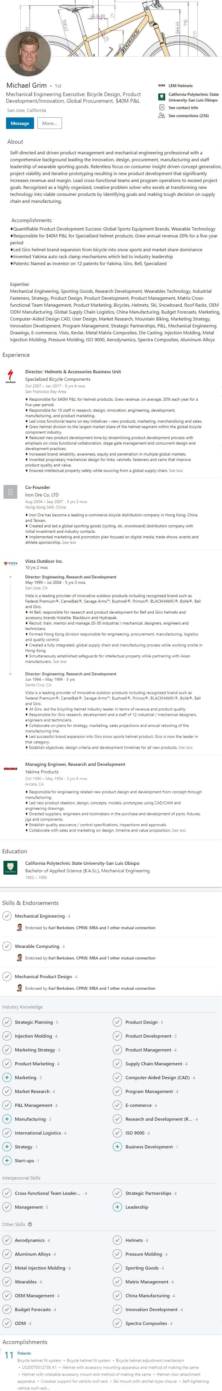 Resume writing service and linkedin