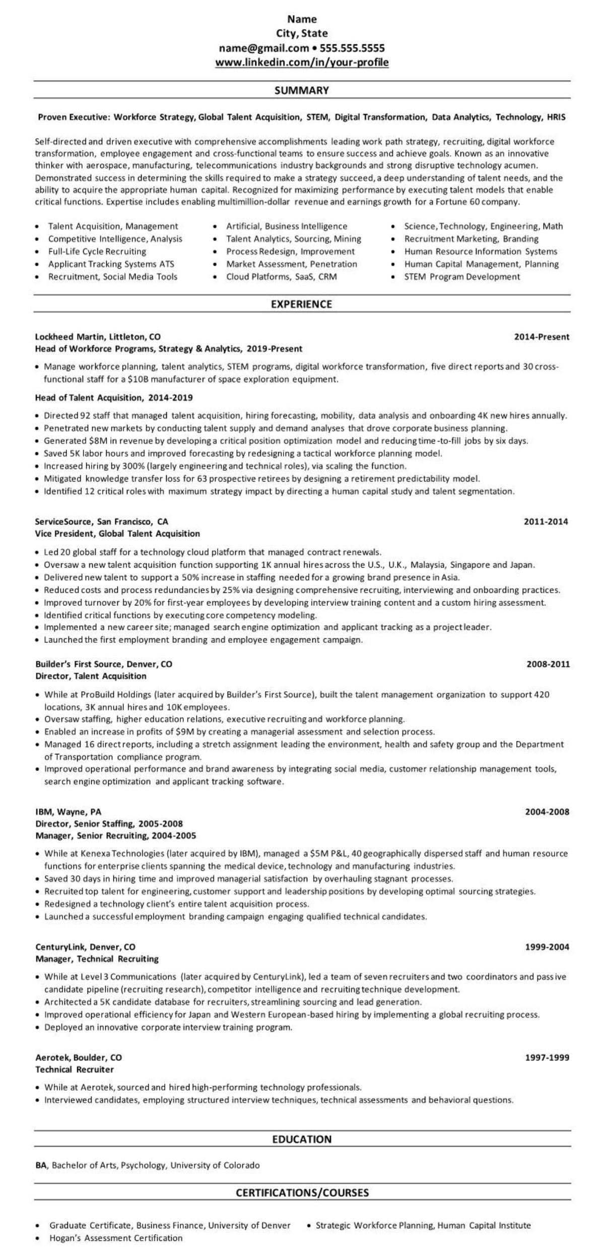Resume 2672