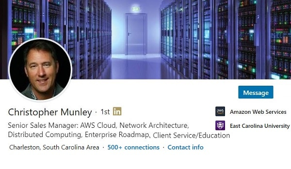 Sample Linkedin Profile Summary Example Cloud Computing 1620 600x350