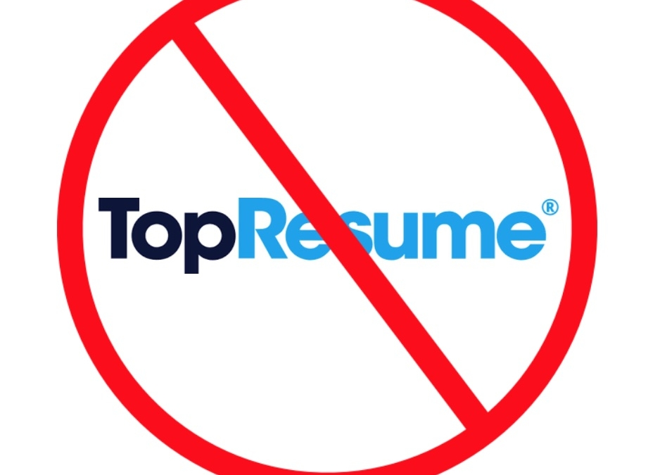 How to Avoid a Scam Resume Writing Service