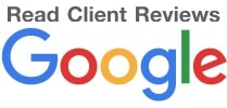 Read Client Reviews on Google