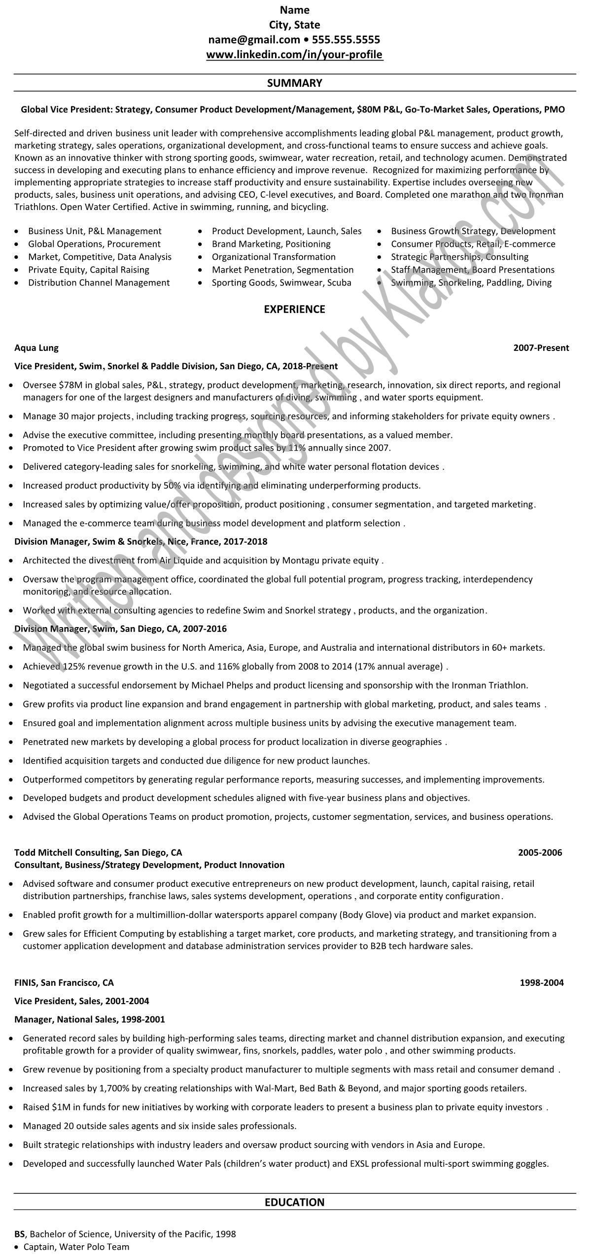 Resume 2817