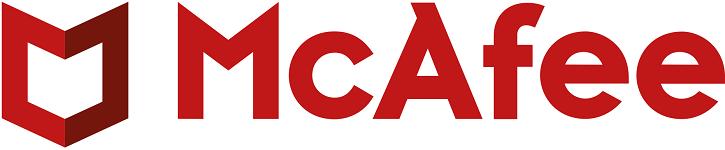 Mcafee Logo 725x100