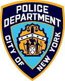 New York City Police Department Patch Logo 128x160