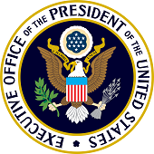 United States Executive Office Of President Seal Logo