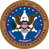 United States Marshals Logo Seal 160x160