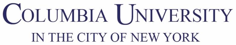 Columbia University Logo 783x150
