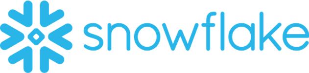 Snowflake Logo 631x150