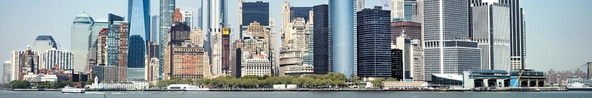 New York City Manhattan 1200x200